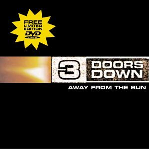 3 Doors Down - Away from the Sun [Limited Edition w/ Bonus DVD] - Zortam Music