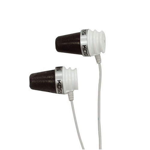 Koss SPARKPLUG - Stereo In Ear Ear Plugs