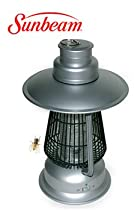 Sunbeam Cordless, Rechargeable Lantern Bug Zapper