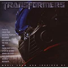 Transformers Soundtrack