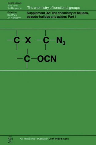 Supplement D2: The Chemistry of Halides, Pseudo-Halides and Azides, Pt. 1 & 2