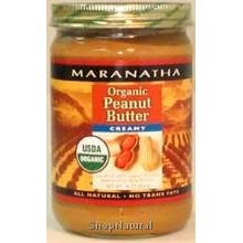 Peanut Butter, Creamy, Organic at Amazon.com