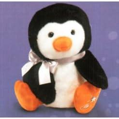 cutest penguin stuffed animal
