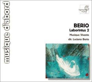 Copertina di album per Laborintus 2