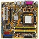 ASUSTek マザーボード SocketAM2対応 M2NPV-VM M2NPV-VM