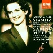 J. et C. Stamitz - Concertos pour clarinette - Sabine Meyer 31N99WCAZJL._AA180_