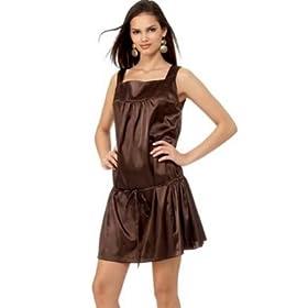 Mini Charmeuse Dress