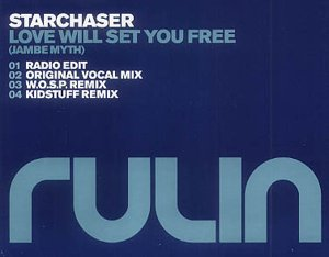 Starchaser - Love Will Set You Free (Jambe Myth) - Zortam Music