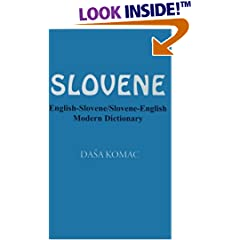English-Slovene/Slovene-English Modern Dictionary