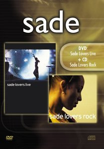 Sade - Lovers Rock/Lovers Live (CD + DVD) - Zortam Music