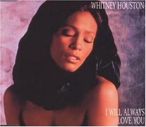 Whitney Houston - I Will Always Love You (Maxi-CD) - Lyrics2You
