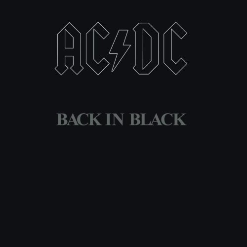 ACDC - Back In Black (Deluxe Digipak) - Zortam Music
