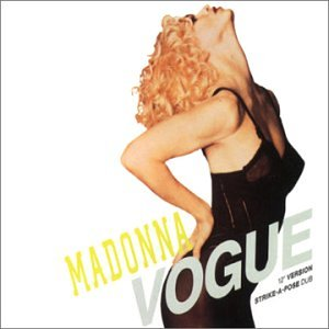 Madonna - Vogue (CD Single) - Zortam Music