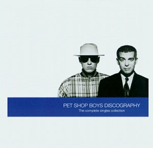 Pet Shop Boys - The Complete Singles Collection - Zortam Music