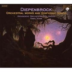 Diepenbrock: Orchestral Works
