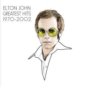 Original album cover of Elton John - Greatest Hits 1970-2002 by Elton John