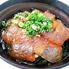 Oisix ビンチョウマグロ漬け丼セット