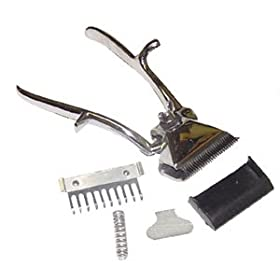 manual hair clippers