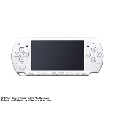 PSP「プレイステーション・ポータブル」 セラミック・ホワイト(PSP-2000CW)