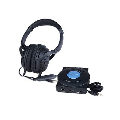 Cyberhome 6-channel Surround Headphones