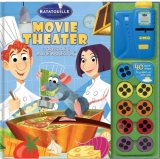 Disney Pixar Ratatouille (Rd Innovative Book and Player Format)