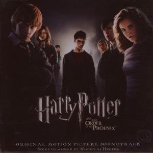 Original album cover of Harry Potter and the Order of the Phoenix by Nicholas Hooper