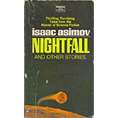 Nightfall and Other Stories (Crest Science Fiction, P1969)