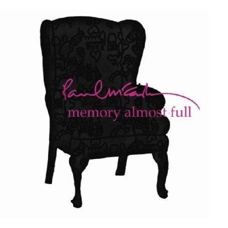 Paul McCartney - Memory Almost Full - Zortam Music