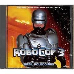 Poledouris: Robocop 3 Original Soundtrack [SOUNDTRACK]
