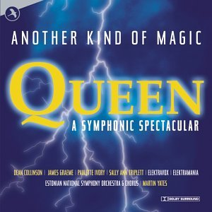 Queen - Another Kind of Magic : A Queen Symphonic Spectacular - Zortam Music