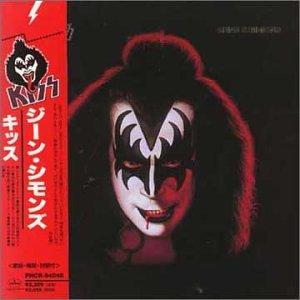 Kiss - Gene Simmons (Solo Album) - Zortam Music