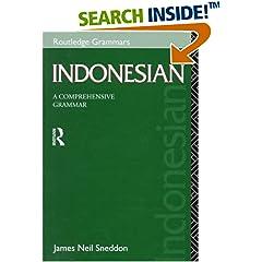 Indonesian: A Comprehensive Grammar