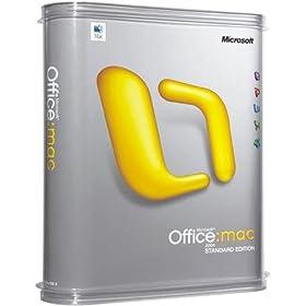 Microsoft Office 2004 (Mac) 410MND8WFZL._AA280_