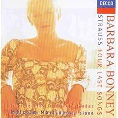 Barbara Bonney singt Strauss