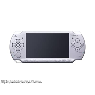 PSP「プレイステーション・ポータブル」 ラベンダー・パープル(PSP-2000LP)