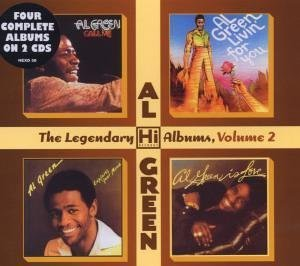Al Green - The Legendary Hi Albums Vol.2: Call Me/Livin