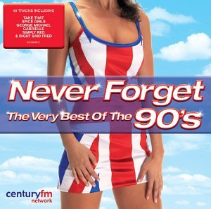 Various Artists - Never Forget: the Very Best of the 90s - Zortam Music