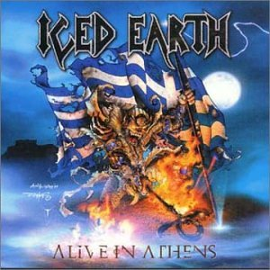 Iced Earth - Alive In Athens (Disc 1) - Zortam Music