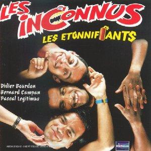 Albumcover für Les Etonnifiants