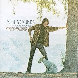 Neil Young & Crazy Horse - Everybody Knows This Is Nowhere [VINYL] - Zortam Music