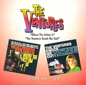 The Ventures - The Ventures Knock Me Out - Zortam Music