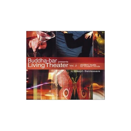 Buddha Bar Presents Living Theatre Vol2   2002 preview 0