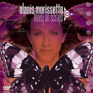 Alanis Morissette - Feast on Scraps [Enhanced CD & Live DVD] - Zortam Music