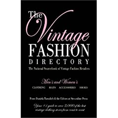 Vintage Fashion Directory Cover