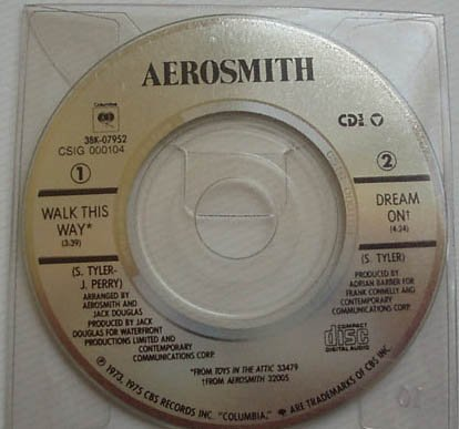 Aerosmith - CD Single - Zortam Music