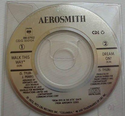 Aerosmith - CD Single - Zortam Music