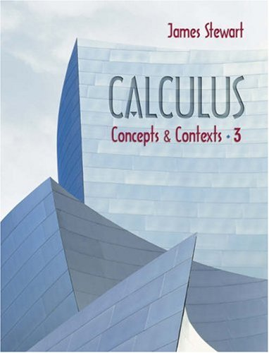 Calculus: Concepts and Contexts (with Tools for Enriching Calculus, Interactive Video Skillbuilder, vMentor, and iLrn Homework)