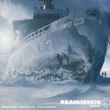 Rammstein - Rosenrot (Rammstein) - Lyrics2You