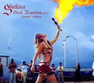 Shakira - Oral Fixation, Vols. 1-2 - Zortam Music