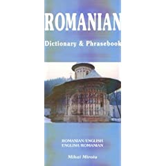Romanian English, English Romanian: Dictionary